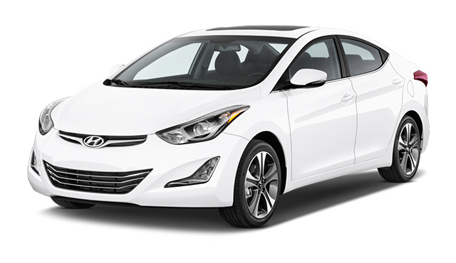 Full Size - Hyundai Elantra or Similar