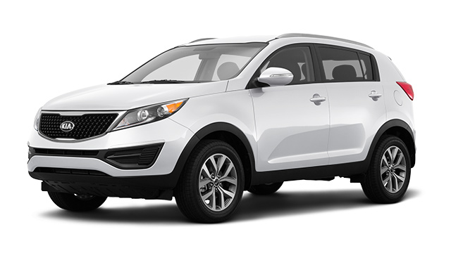 Small SUV - Kia Sportage or Similar